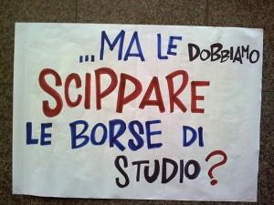 protesta-borse-studio-studenti