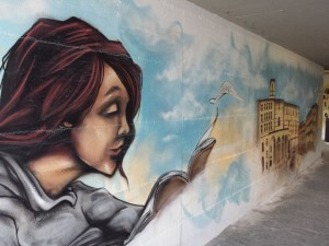 Sottopasso Fontivegge Perugia 01