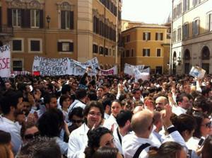 Medici Specializzandi Manifestazione