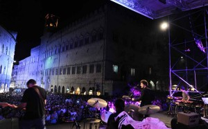 max gazzè perugia notte concerto