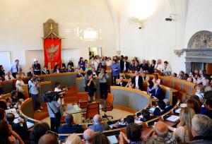 Consiglio Comunale Perugia