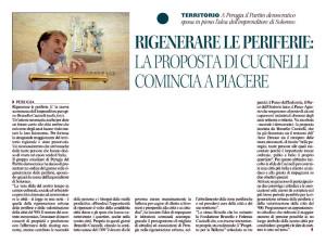 Cucinelli Bori - Il Corriere