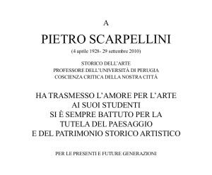 Targa Scarpellini