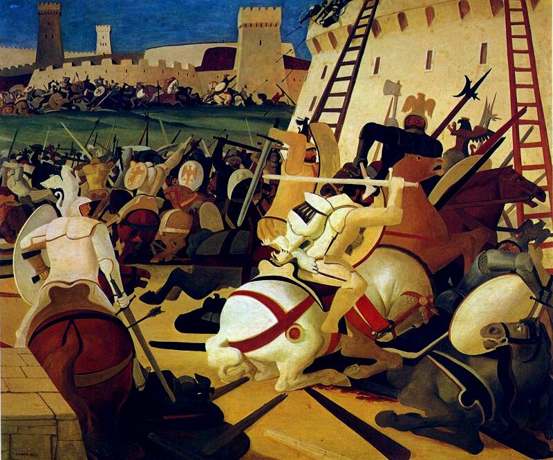Perugia sotto assedio